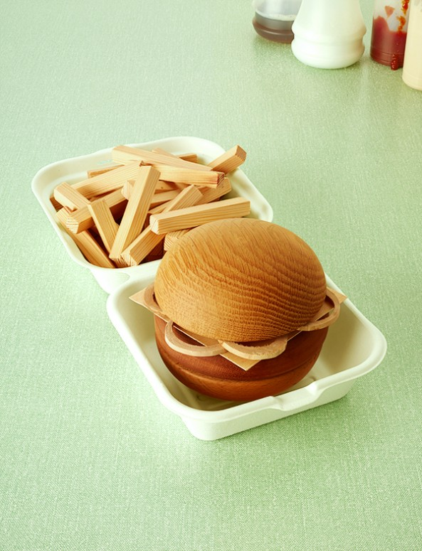wood burger