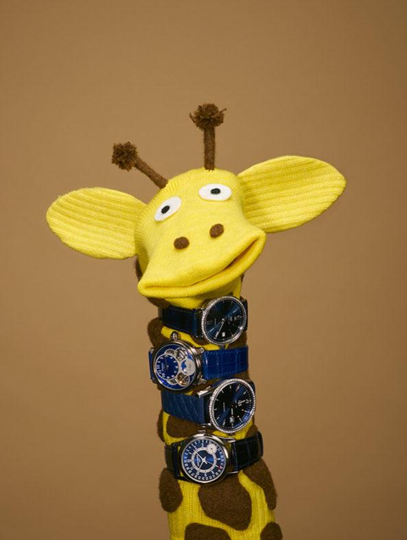 David Sykes Tatler sock puppets 3